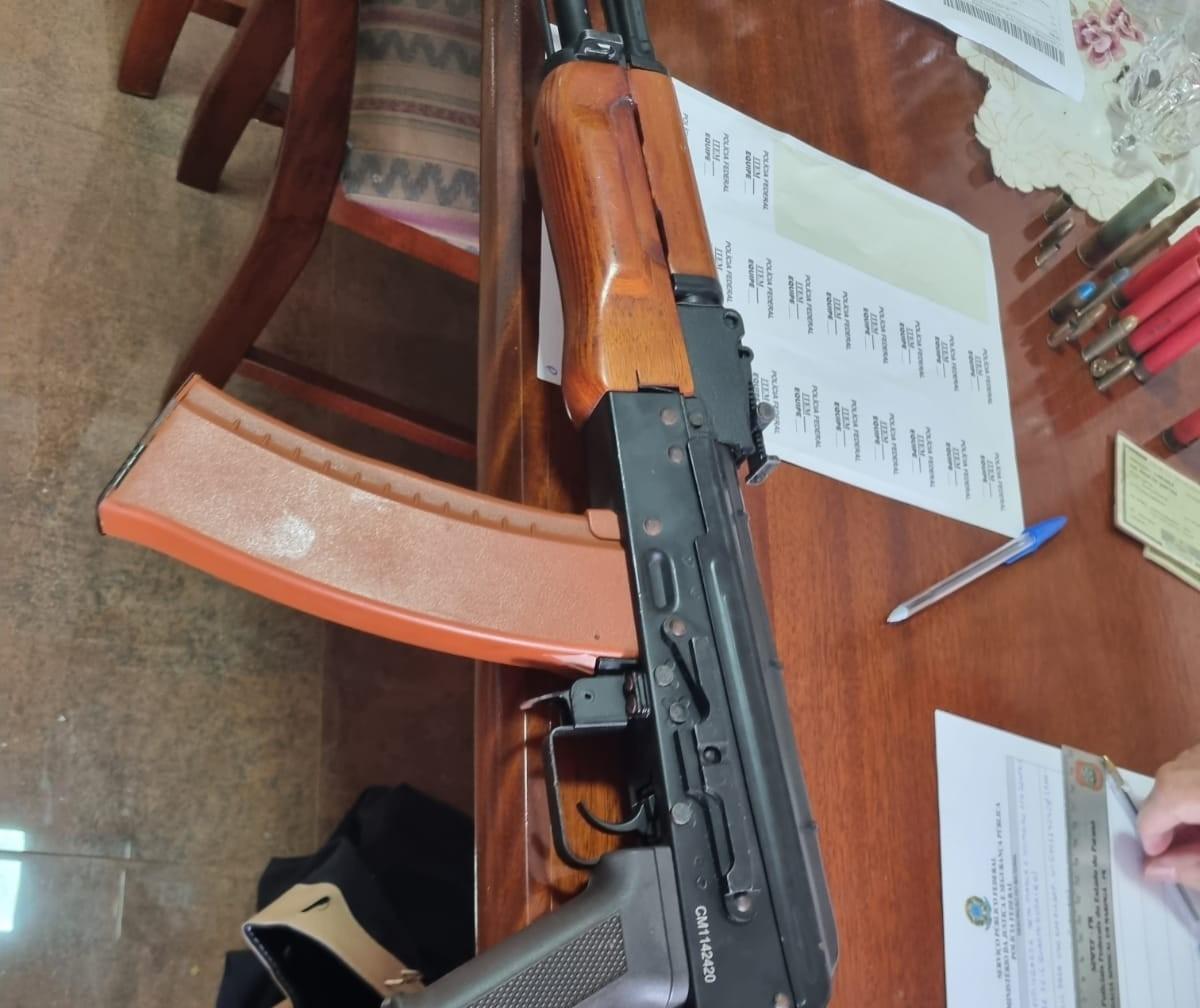 Suspeito de planejar ataque terrorista é preso pela PF em Maringá