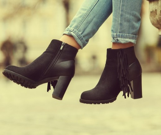 Modelos de botas para o inverno