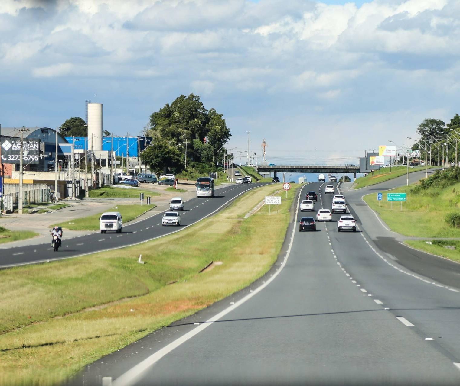 Novas regras para a concessão de rodovias são tema do CBN Paraná