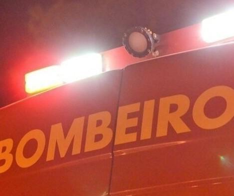Motociclista cai de viaduto em Maringá e fica em estado grave