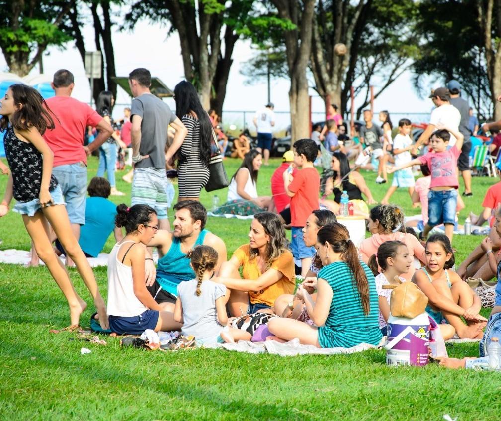 'Arena Família Maringá FM' ocorre nesse fim de semana