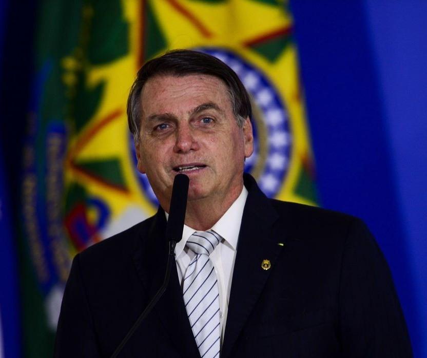 Presidente Jair Bolsonaro poderá vir a Maringá em outubro