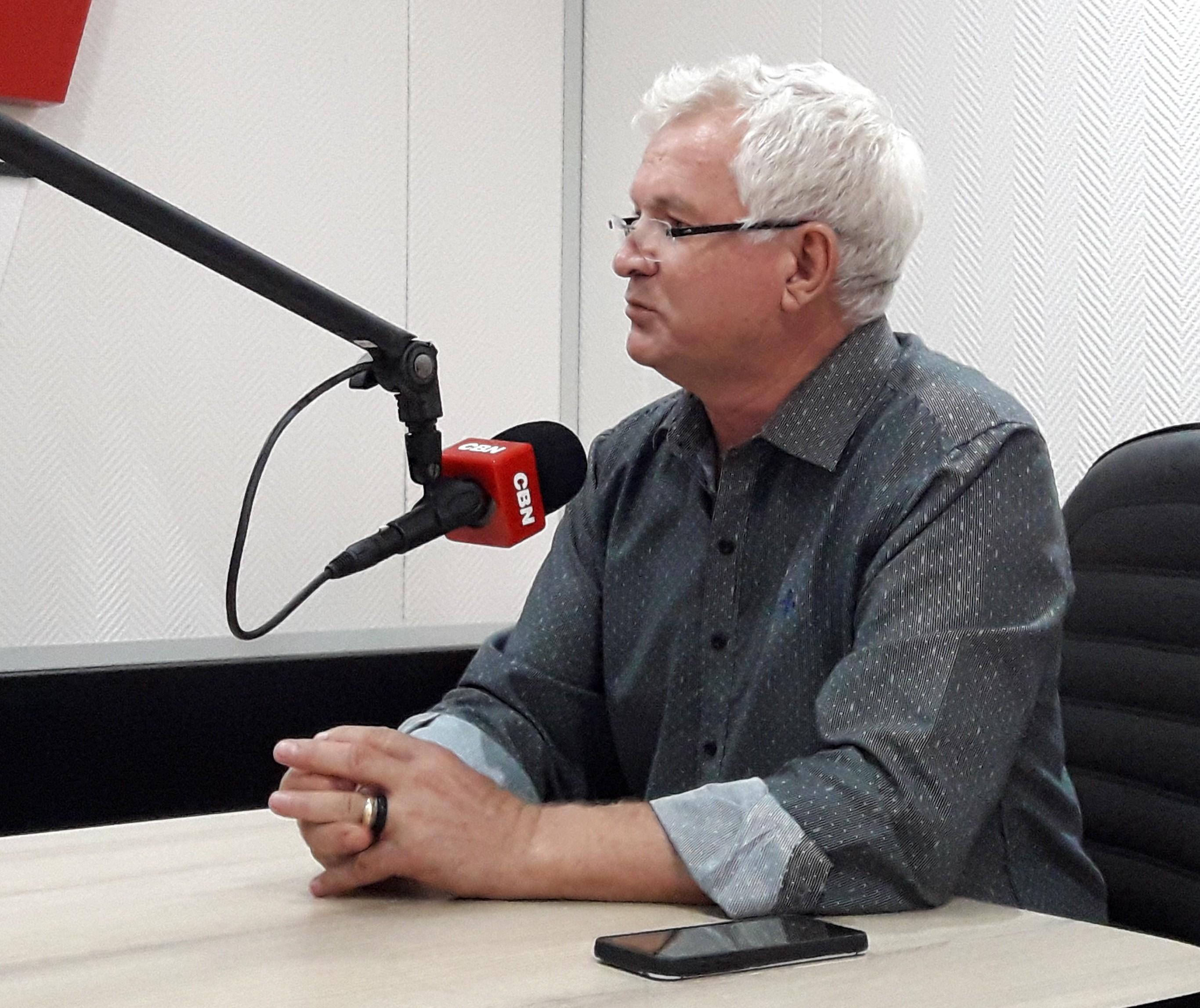 Carlos Mariucci (PT) batalhou pela Justiça Restaurativa nas escolas