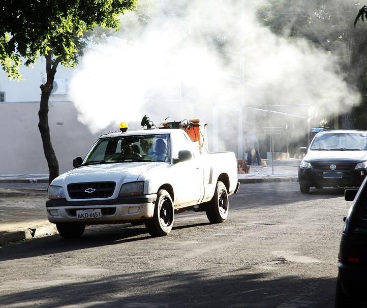 Fumacê contra a dengue deve começar em março na região de Maringá