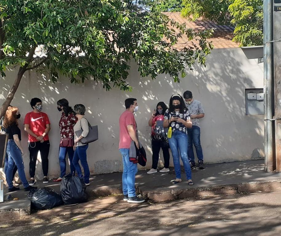 Alunos de escola em Sarandi dizem que faltou divulgação sobre plebiscito