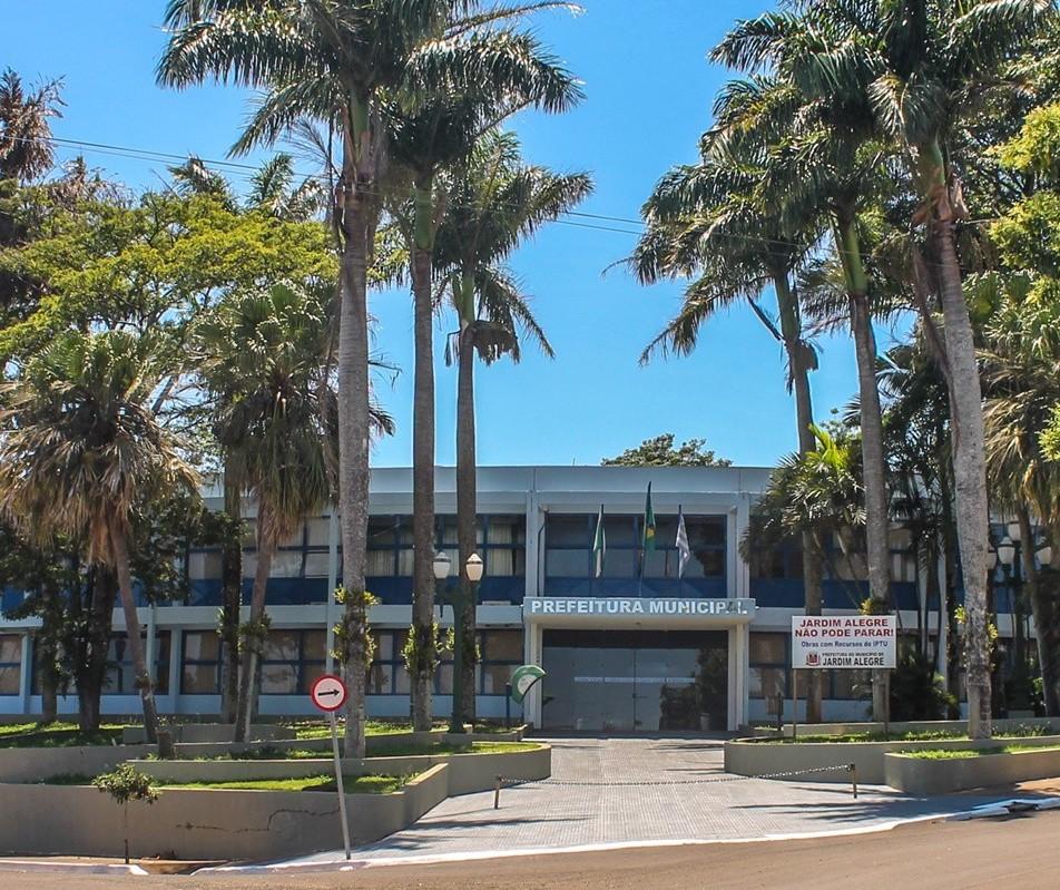 Abertas inscrições para concurso da Prefeitura de Jardim Alegre