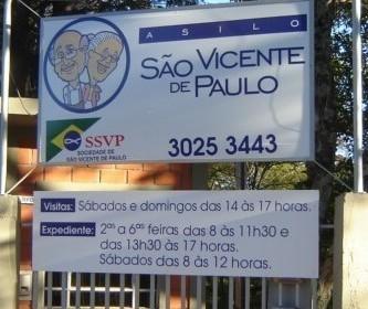 Asilo São Vicente de Paulo passa a ser administrado pela Prefeitura de Maringá