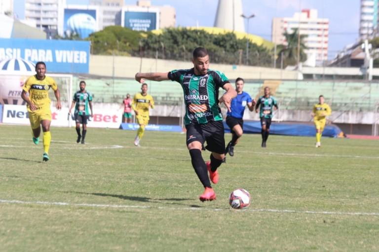 Maringá FC é derrotado pelo FC Cascavel em casa