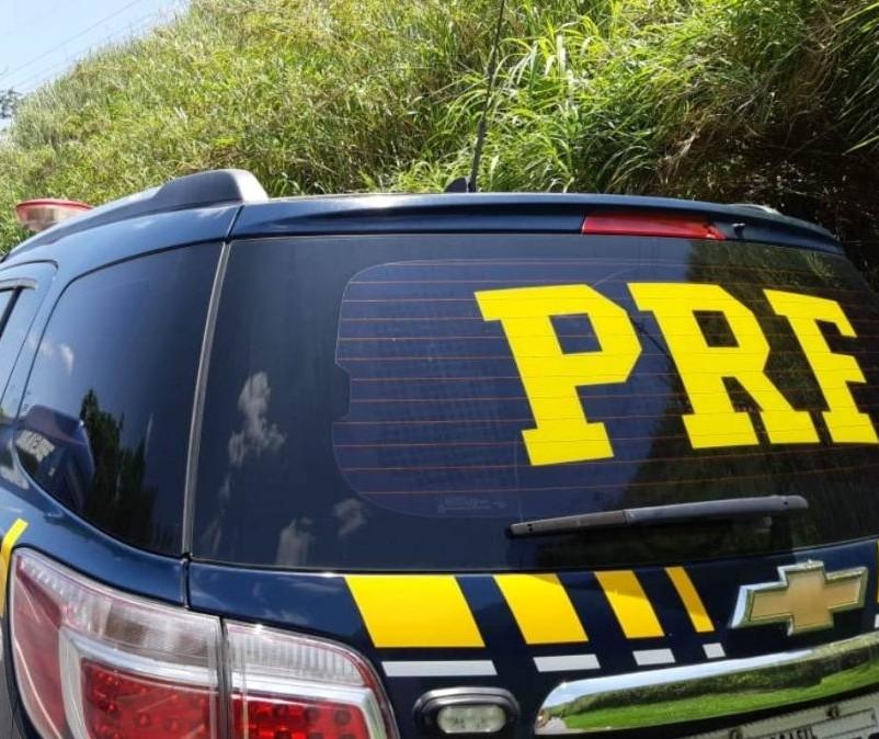 Sem hospital em Mandaguaçu, gestante tem escolta da PRF para chegar a maternidade em Maringá