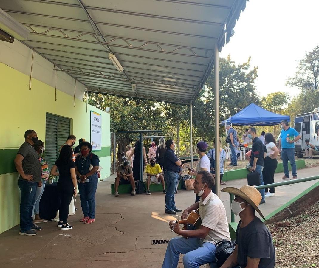 No Dia Nacional da Luta da População de Rua, Centro POP realiza uma série de ações
