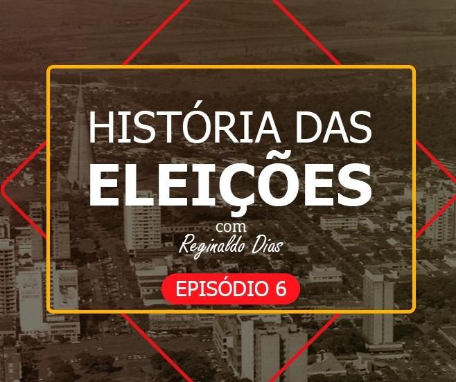 Os primeiros vereadores - História das Eleições