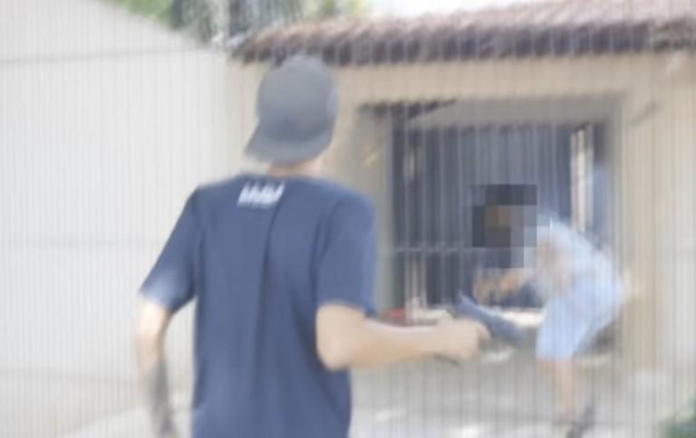 Youtuber de Paranavaí ameaça vizinho com tiros após comentário racista