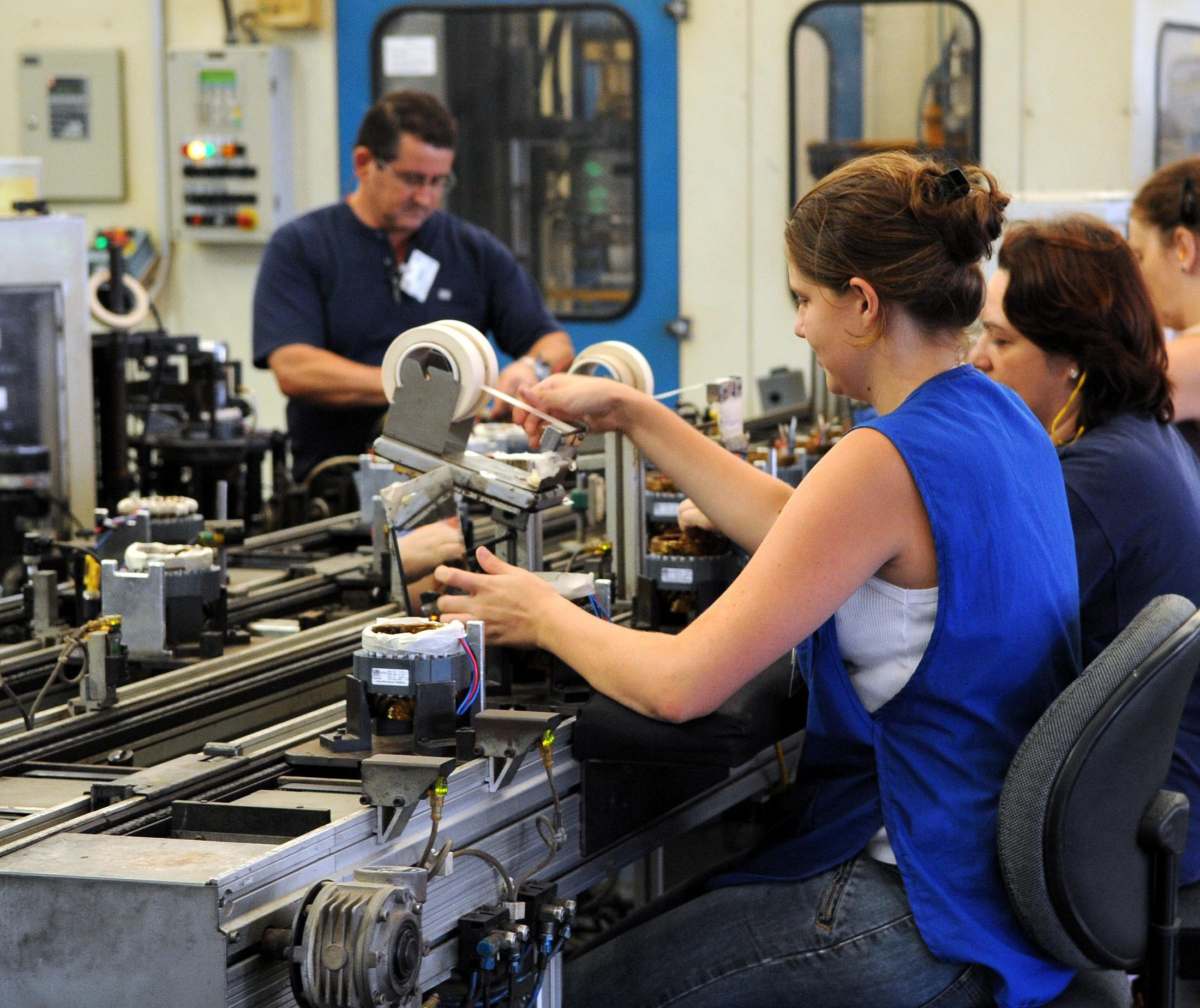 Serviço é o setor que mais gera emprego em Maringá