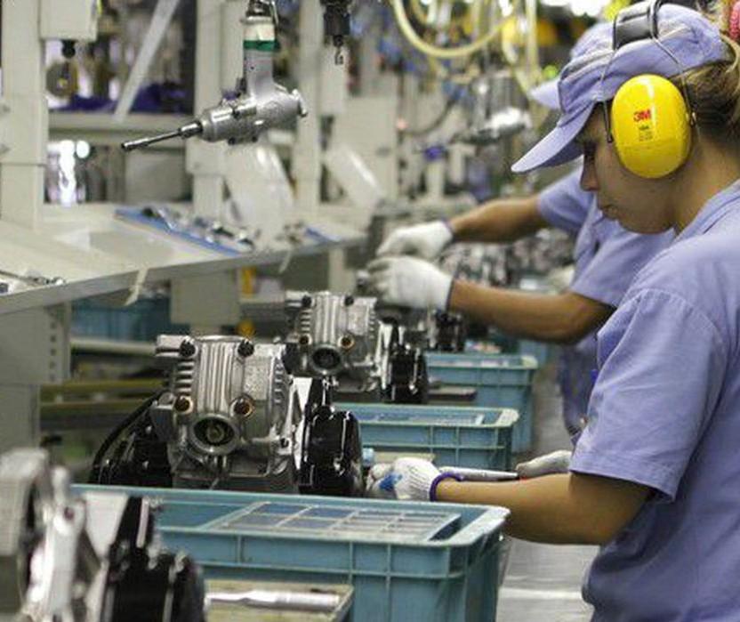 Produção industrial cresce em 14 estados brasileiros em junho, diz IBGE