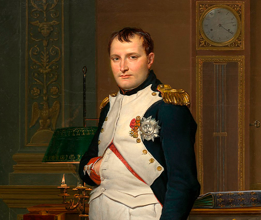 "Napoleão: ""Na vitória, merecemos champagne. Na derrota, precisamos dele"""
