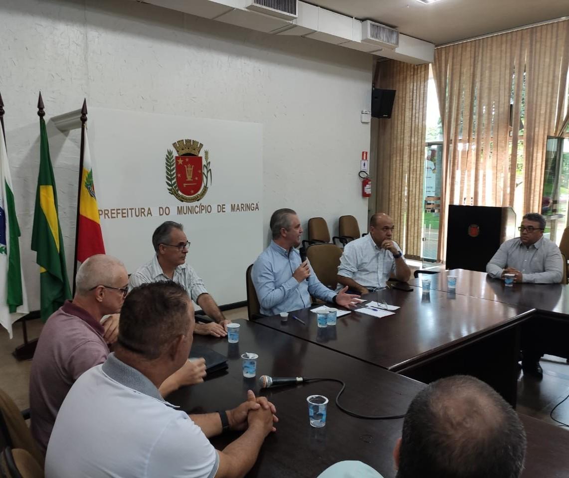 Saúde de Maringá quer ativar os 108 leitos parados do HU
