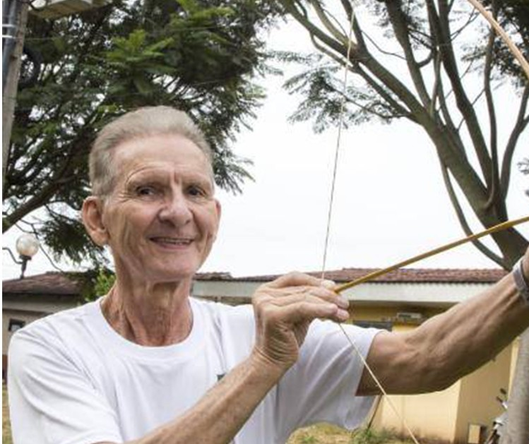 No momento de isolamento, projeto integra jovens e idosos em Maringá