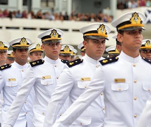 Marinha está com inscrições abertas para concurso de nível superior