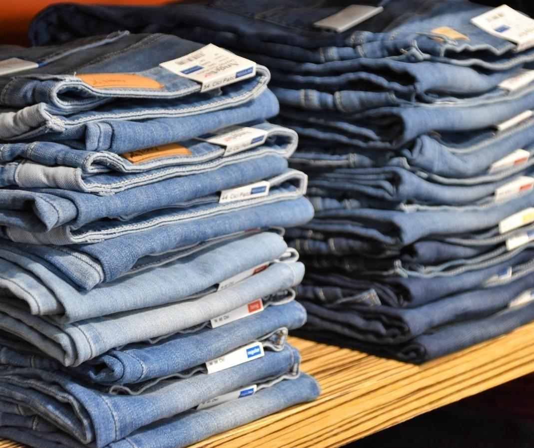 Exportação do jeans teve aumento em março