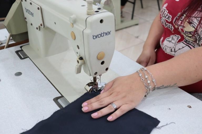Assistência Social de Paiçandu retoma cursos profissionalizantes