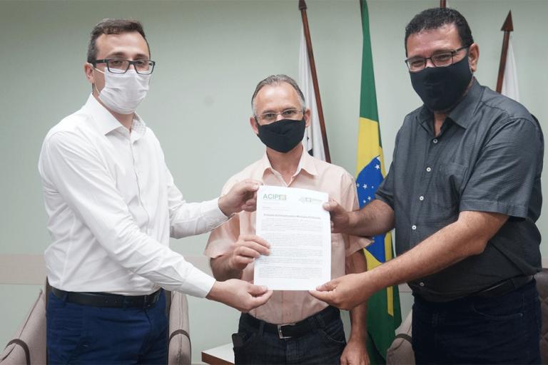 Ismael Batista (DEM), prefeito eleito de Paiçandu, vai priorizar a saúde