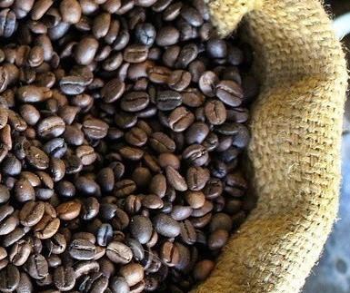Café em coco custa R$ 6,50 o quilo em Maringá