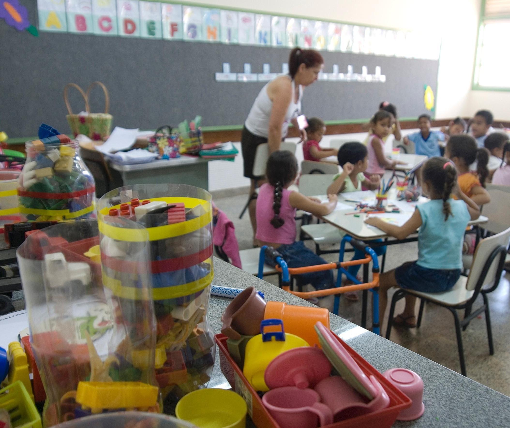 20 escolas são habilitadas para ofertar vagas ao município