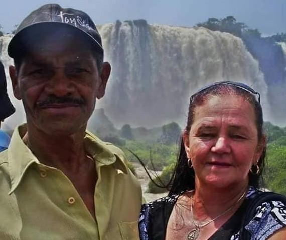 Identificado casal de idosos que morreu em acidente na BR-376
