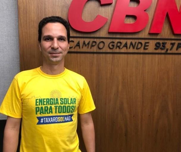 Live debate a energia solar no Brasil