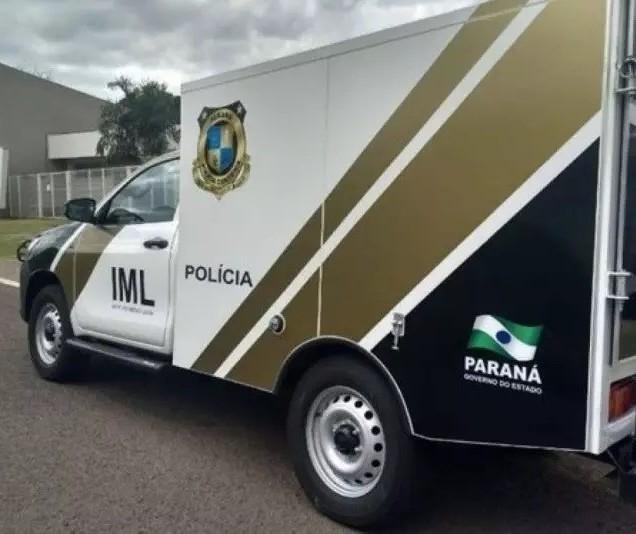Motociclista bate em poste de energia elétrica e morre em Maringá