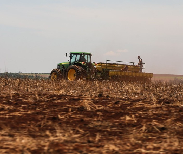 PIB do agronegócio brasileiro teve expansão de 2,4% nos dois primeiros meses de 2020