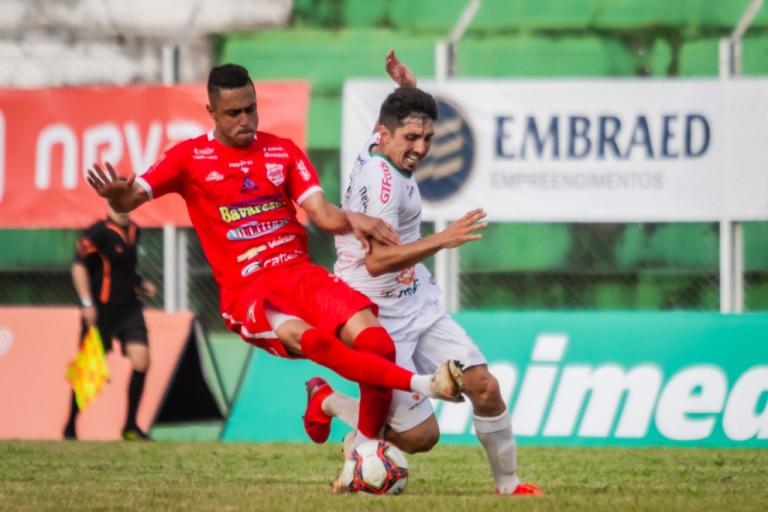 Maringá FC e Rio Branco empatam em 0 a 0