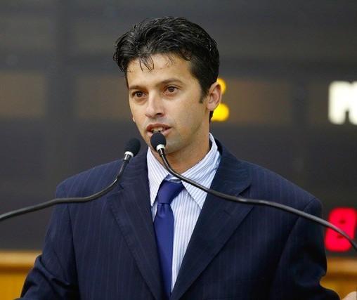 Morre o ex-vereador Luizinho Gari, aos 43 anos