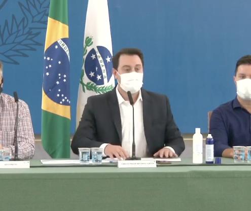 Paraná vive o pior momento da pandemia e só atividades essenciais vão funcionar