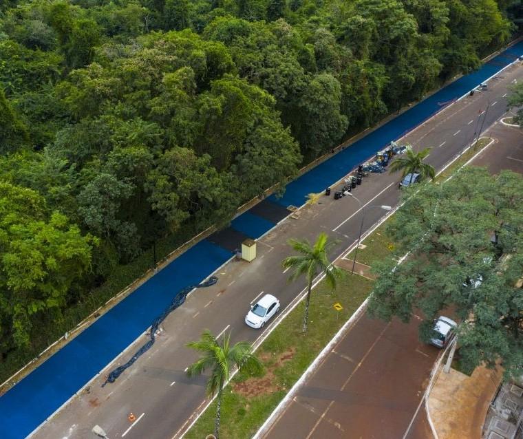 Avenidas no entorno do Parque do Ingá serão interditadas nessa quinta-feira (19)