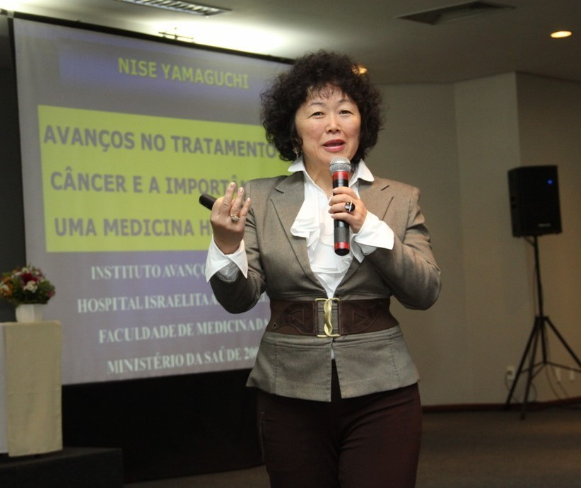 Médica Nise Yamaguchi diz que aceitaria ser ministra de Bolsonaro