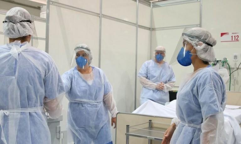 Sobe para 162 o número de profissionais da saúde infectados em Maringá