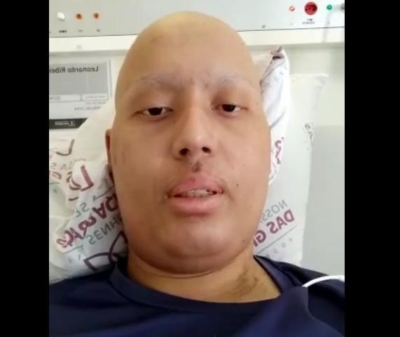 Morador de Sarandi recebe remédio contra vírus