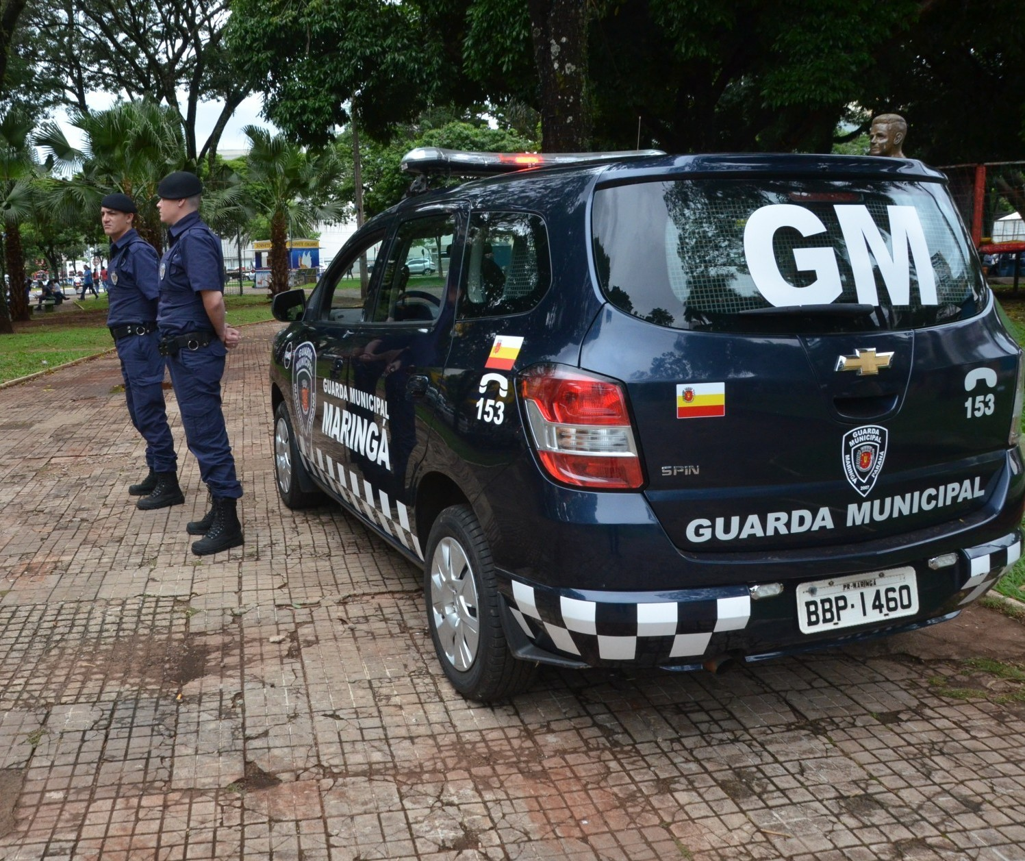 Guarda municipal retorna às ruas, mas não acompanha fiscalização