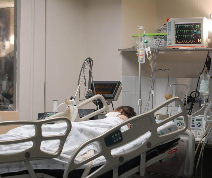 5% dos leitos de UTI estão ocupados por pacientes com suspeita de Covid-19