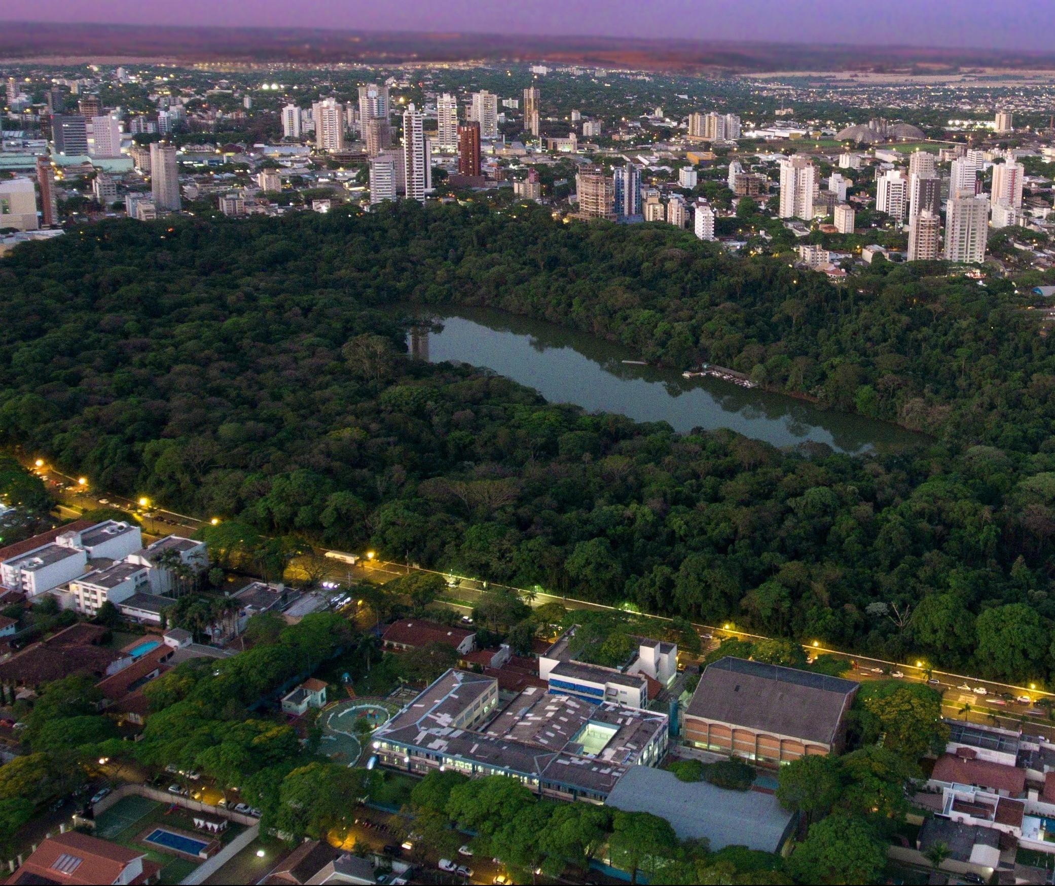 Prefeitura homologa licitação da pista de borracha no Parque do Ingá