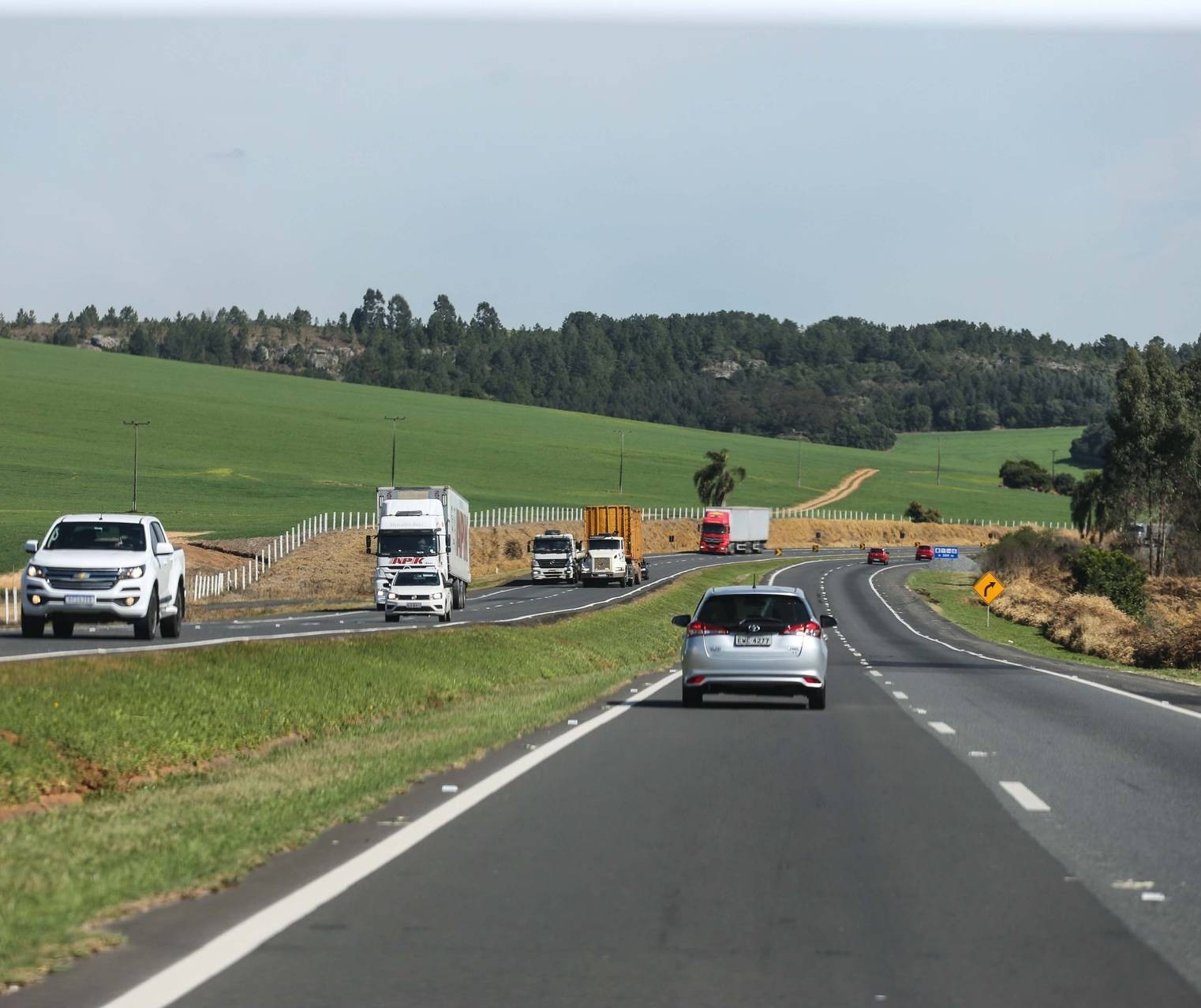 Novas concessões de rodovias são destaque no CBN Paraná