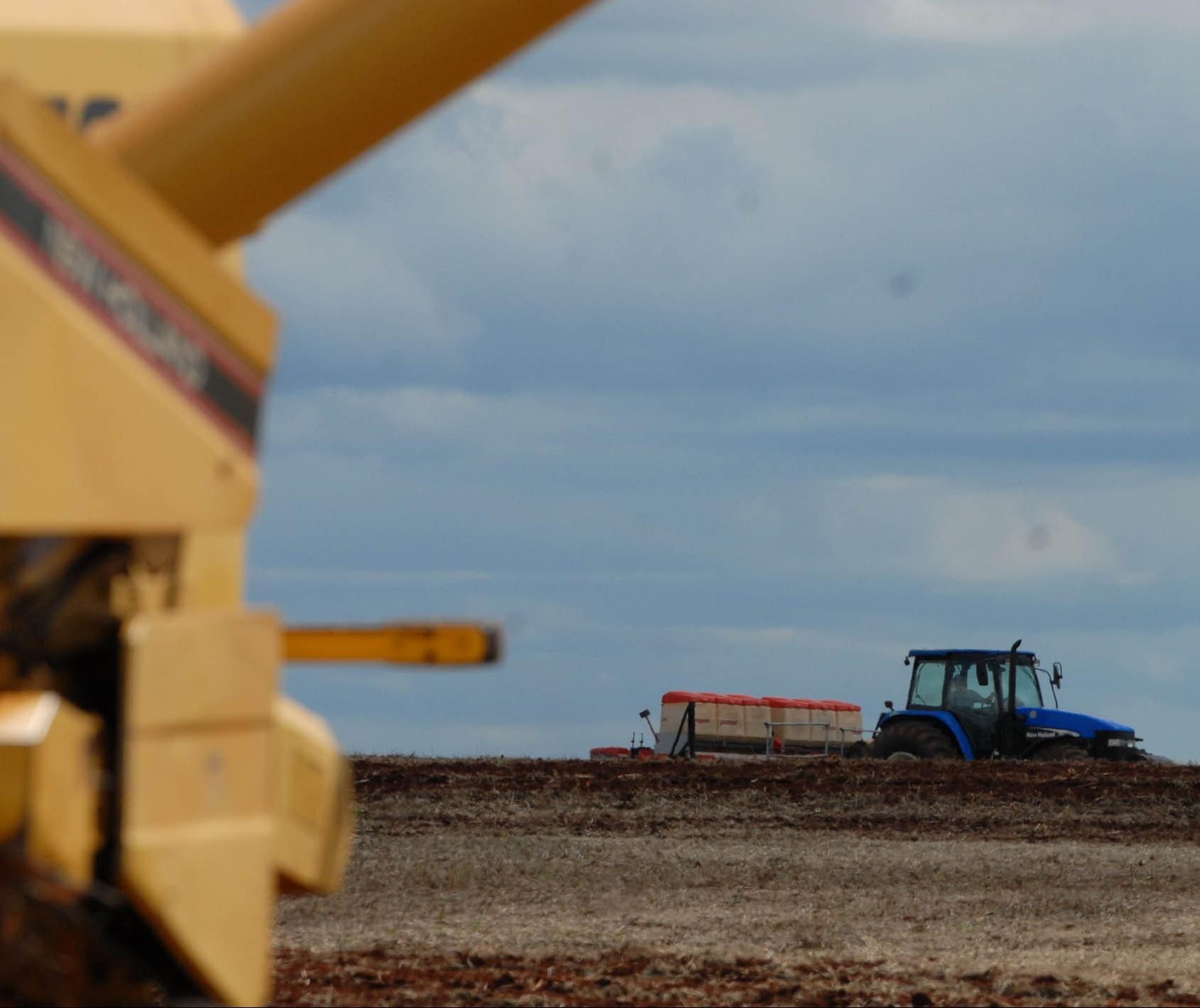 Começa oficialmente o plantio da safra de verão 2017/2018 no Paraná
