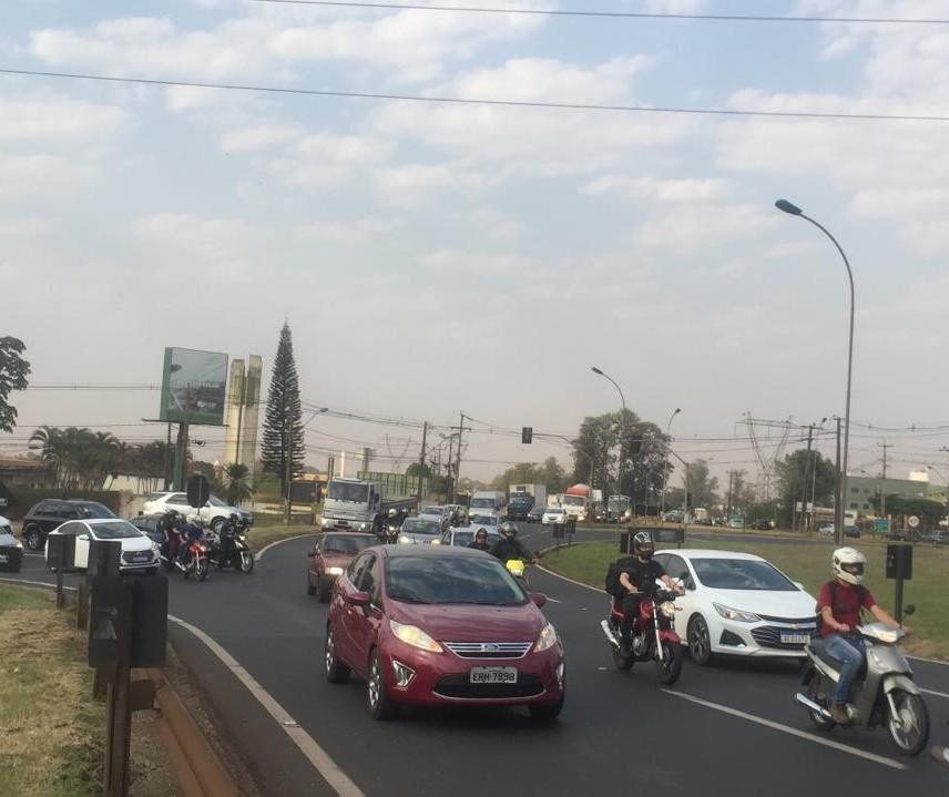 Técnicos decidem o que fazer para evitar congestionamentos