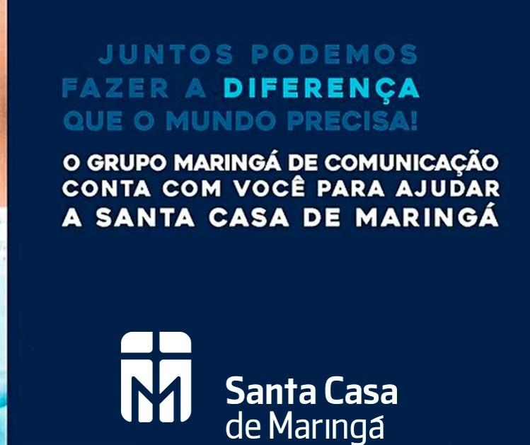 GMC lança campanha para arrecadar recursos para Santa Casa de Maringá