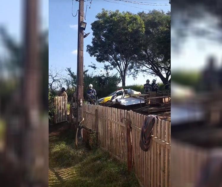 Reintegração de posse mobiliza polícia, bombeiros e Samu em Paiçandu