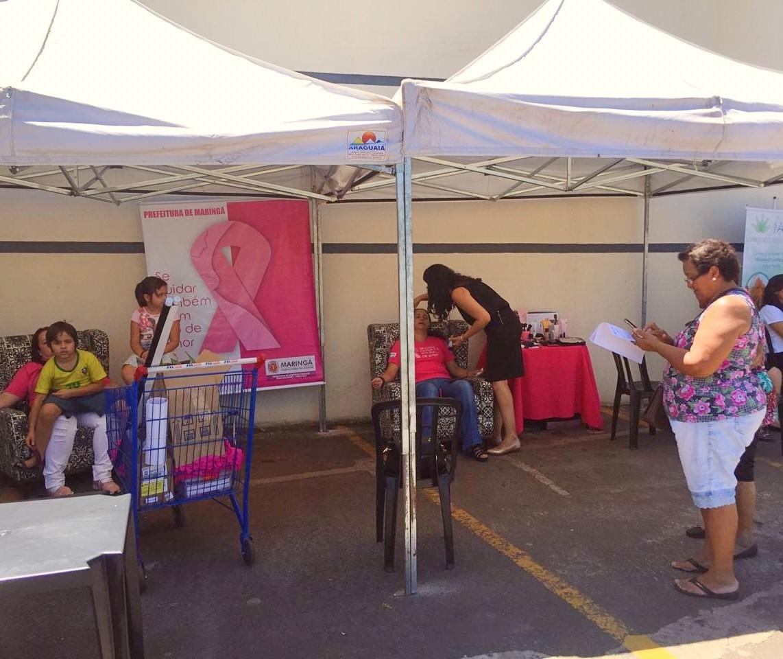 200 mulheres participam de ação em Maringá