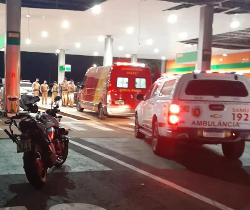 Suspeito de roubo em Doutor Camargo é baleado durante troca de tiros com a PM em Maringá