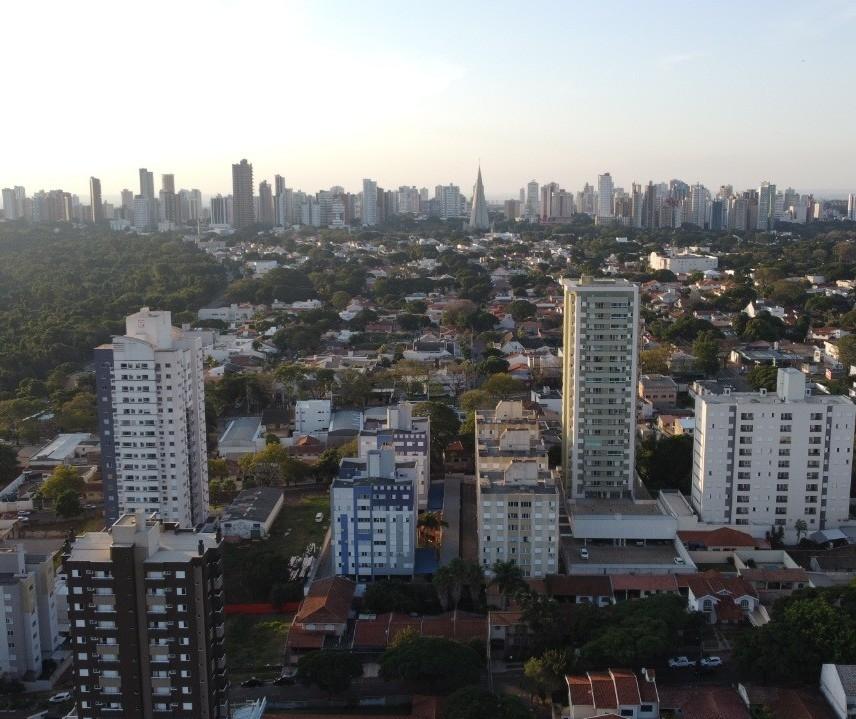 IAB pede arquivamento de projeto que amplia a altura de prédios em Maringá