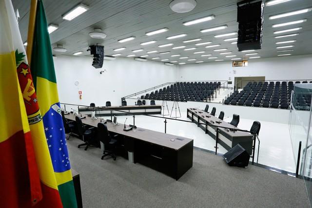 Ano legislativo começa nesta terça-feira (2) em Maringá